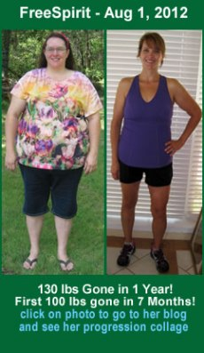 130 pounds of weight lost in 1 year with Raw Vegan Diet Lifestyle